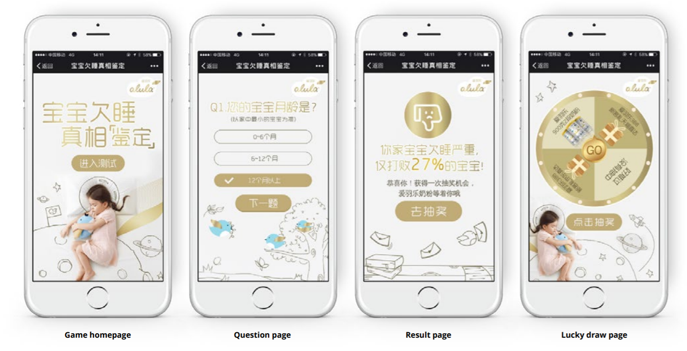 Driving conversion customer conversion and engagement through WeChat
