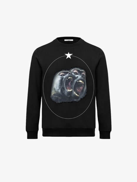 Givenchy Monkey Brothers
