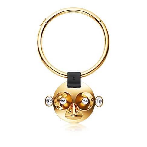 Louis Vuitton's monkey-themed Vuittonite jewellery