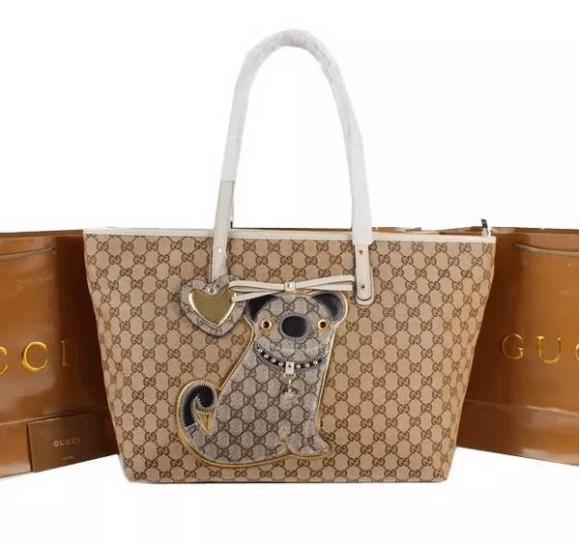 Gucci dog bag Chinese New Year