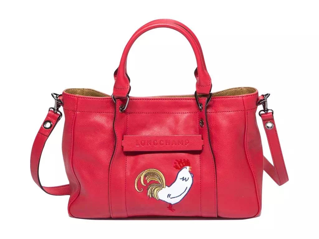 longchamp rooster bag