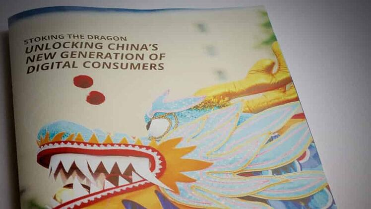 White paper: Stocking the dragon presents detailed analysis, research and data on the new generation of Chinese consumers